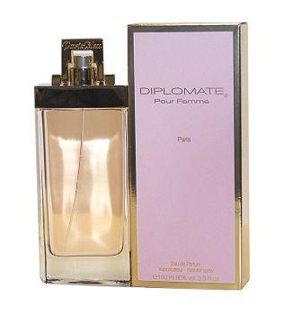 paris bleu parfums diplomate pour femme eau de parfum. Black Bedroom Furniture Sets. Home Design Ideas